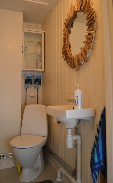 Nytt toalettrom. Foto 6