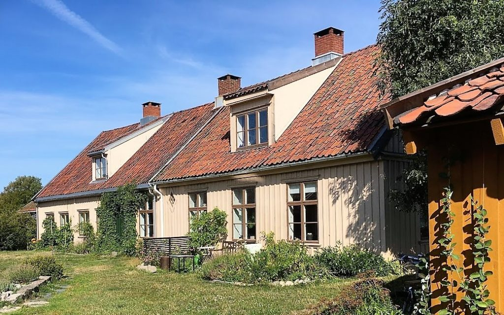Foto 15 Vaterland Eiendommen til keramikeren Terje Westfoss