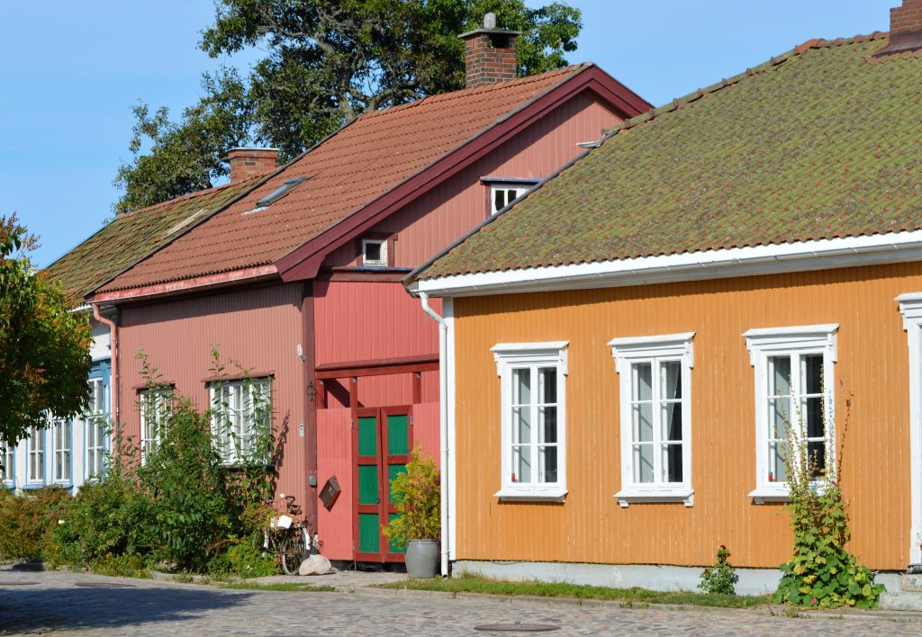 Foto 1 Vaterland, gamle bolighus