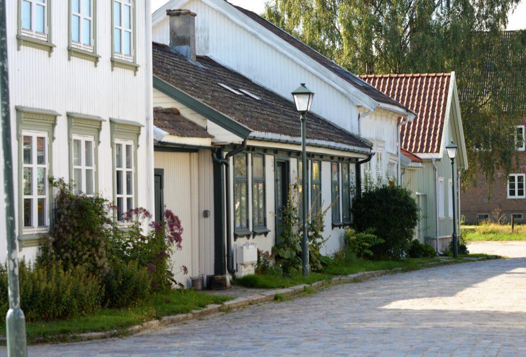 Foto 2 Vaterland - gamle bolighus