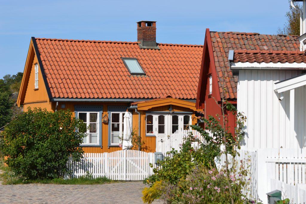 Foto 6 Vaterland - gamle bolighus