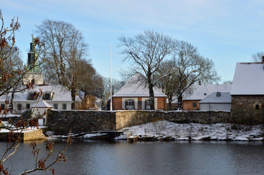Historisk og kortreist tur til Isegran på Kråkerøy - Fin utsikt over til Gamlebyen