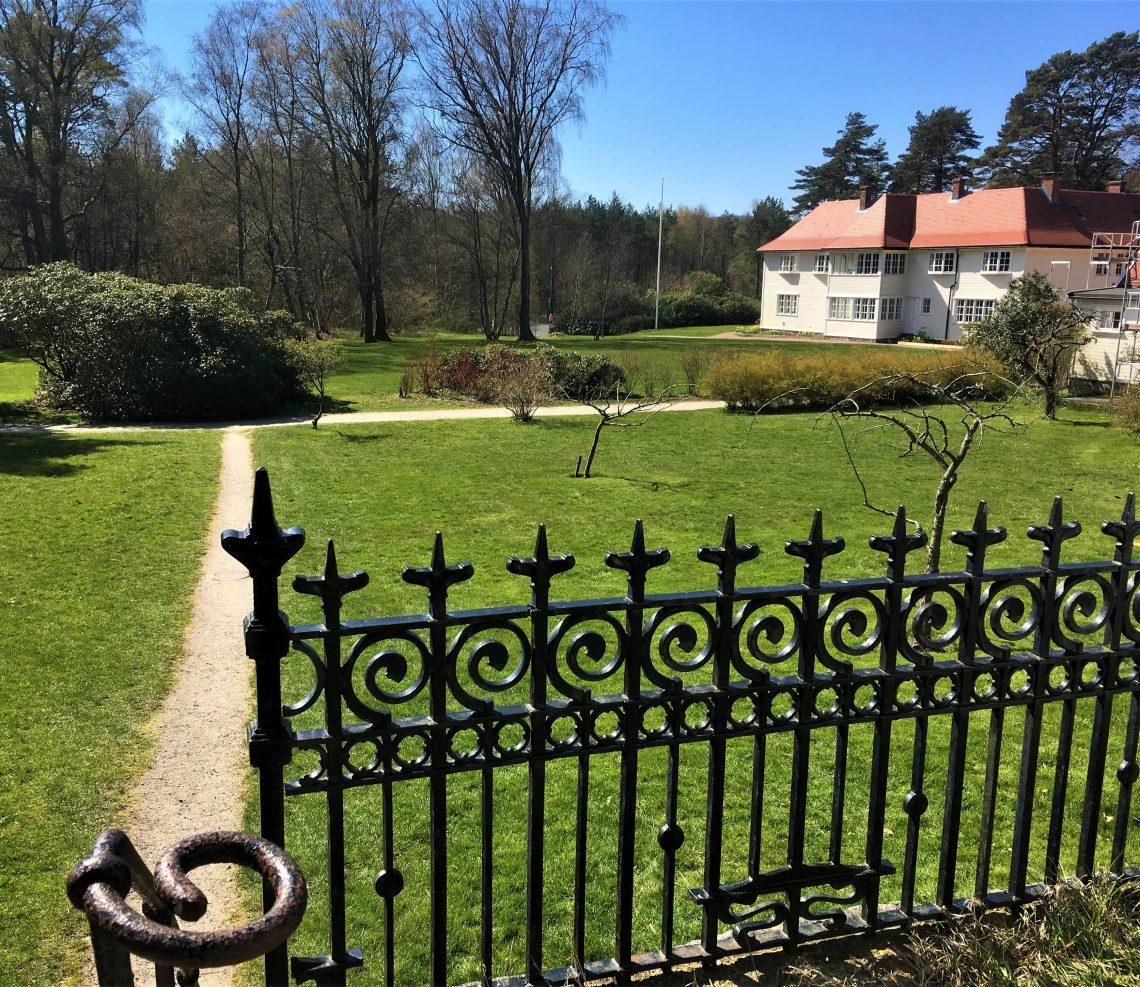 Eiendommen i Risøbank, Sjøsanden, Furulunden, Mandal