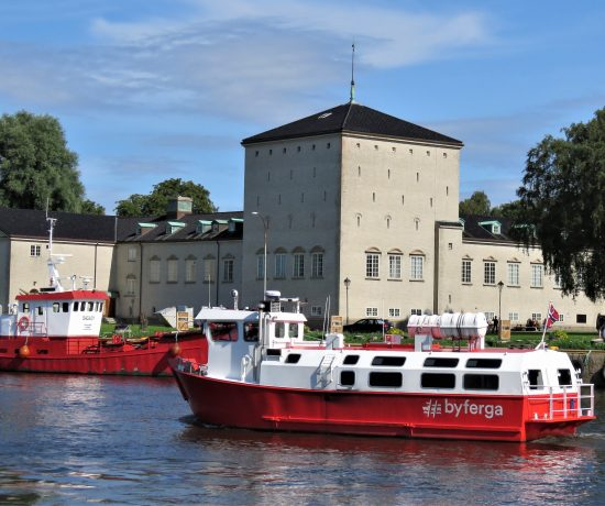 Byferga og Biblioteket, Fredrikstad