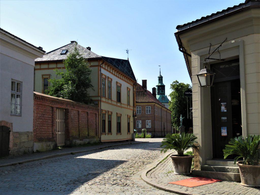Gatelangs i Gamlebyen, Fredrikstad