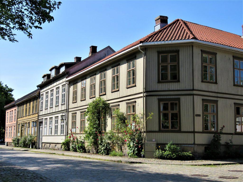 Verneverdige leiligheter i Gamlebyen, Fredrikstad