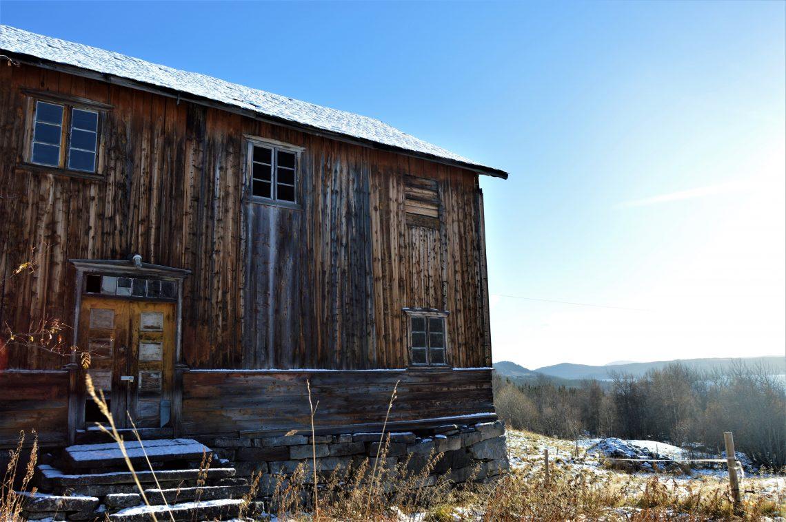Laftet tømmerhus - Norges kulturarv - Beitostølen