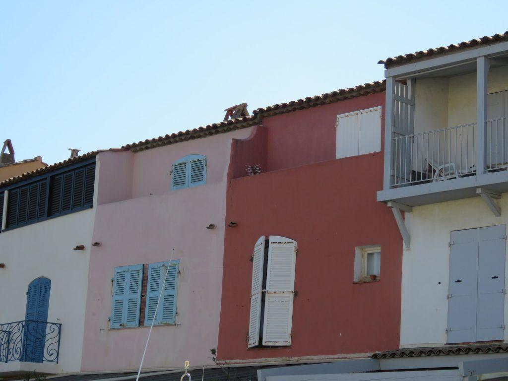 Port Grimaud - pastellfargete ferieboliger
