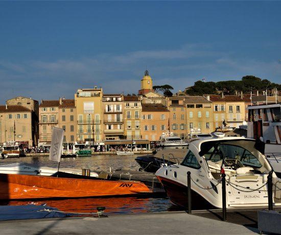 Entreen til St. Tropez