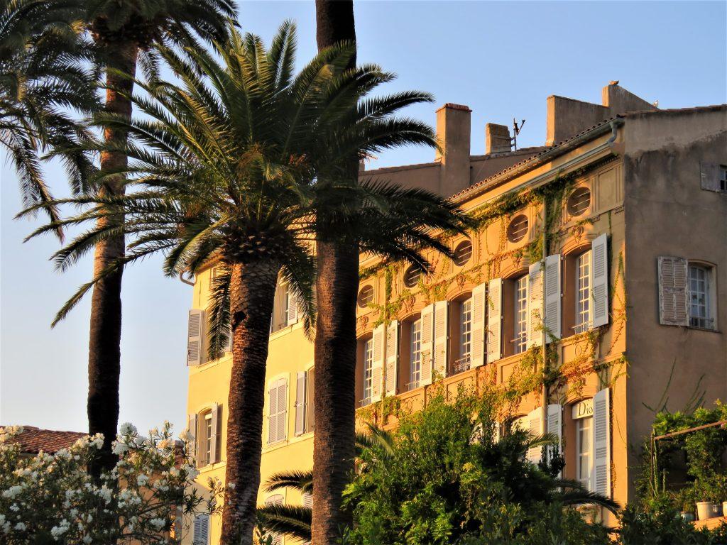 Dior-huset St. Tropez