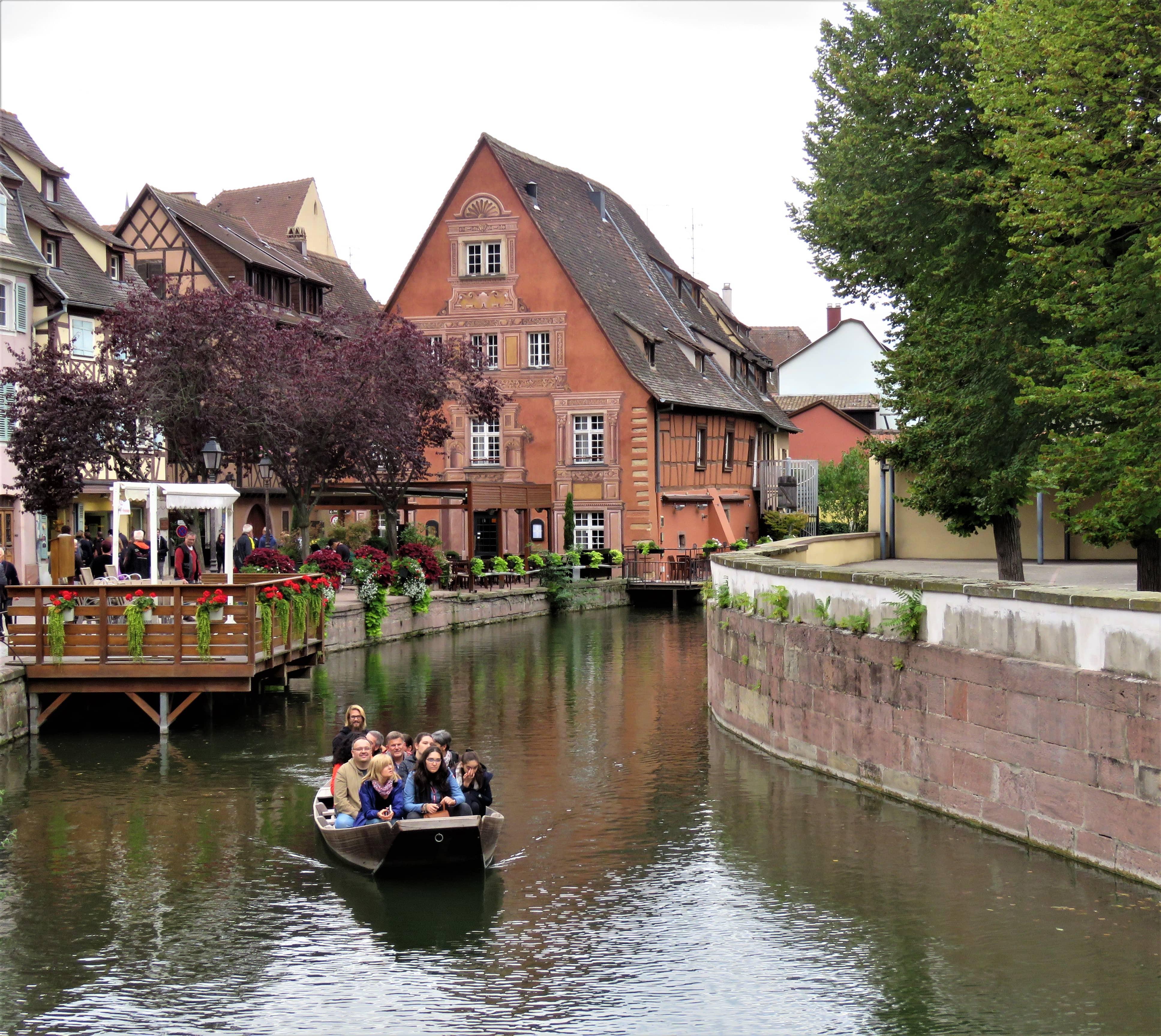 Kanaltur i Petite Venise