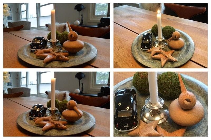 Køge i Danmark - jeg lot meg sjarmere - Bird, av designeren Kristian Vedel, kjøpt i Køge