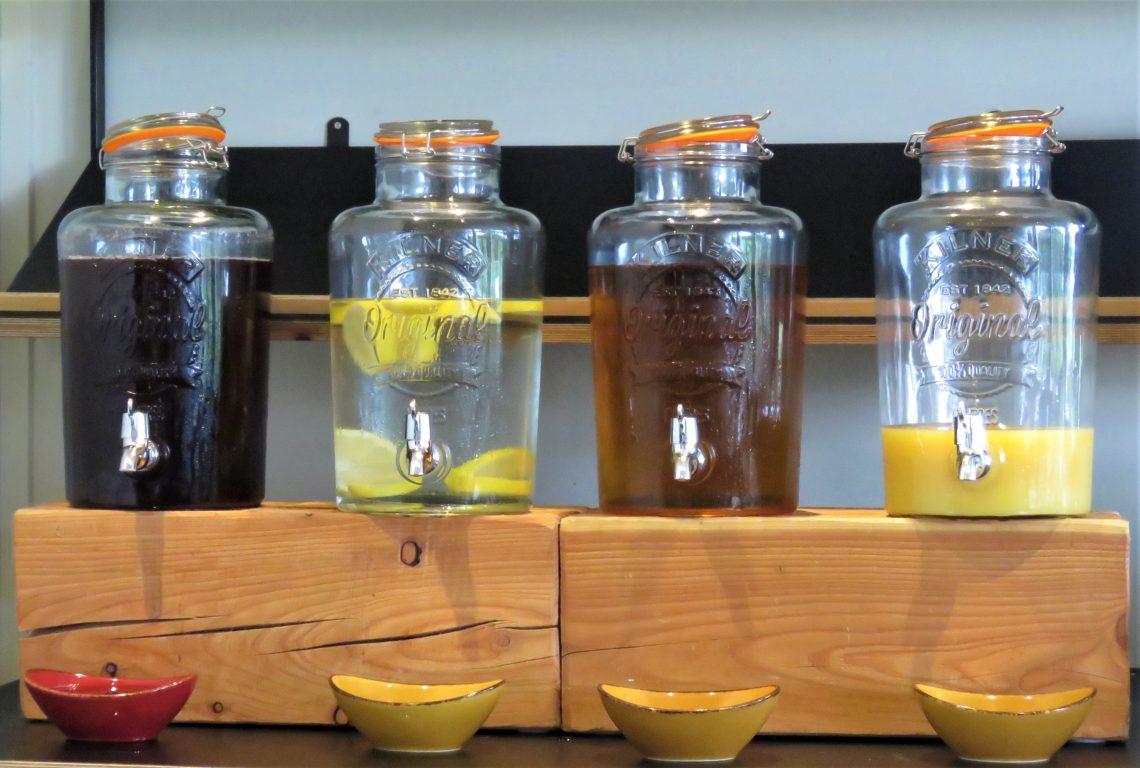 Køge Strand Hotell i Danmark er så utrolig tøft - Juiceavdelingen