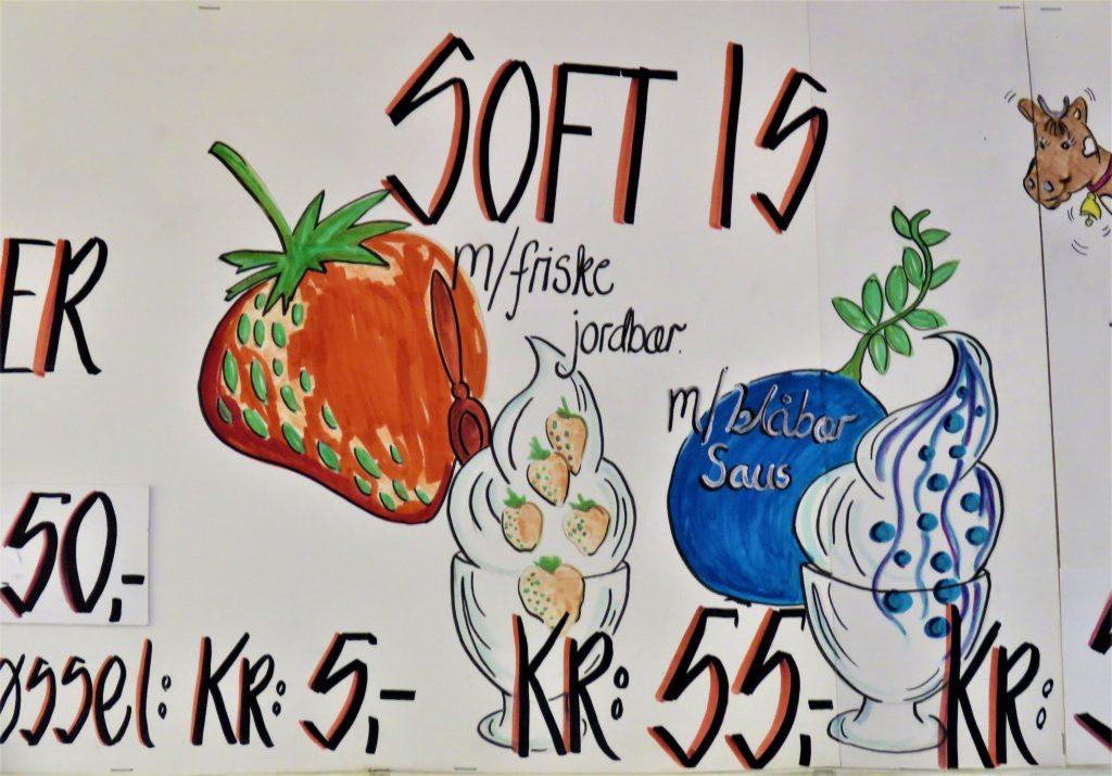 ISI Bar, Prisliste med tegninger, Høysand
