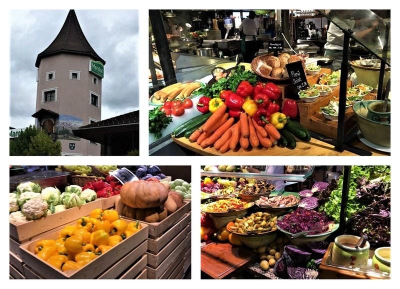 Marché Heideland, Sveits - bilferie i Europa