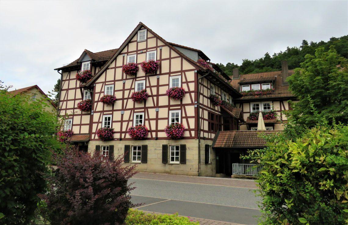 Landgasthof Hess i Tyskland, bilferie i Europa