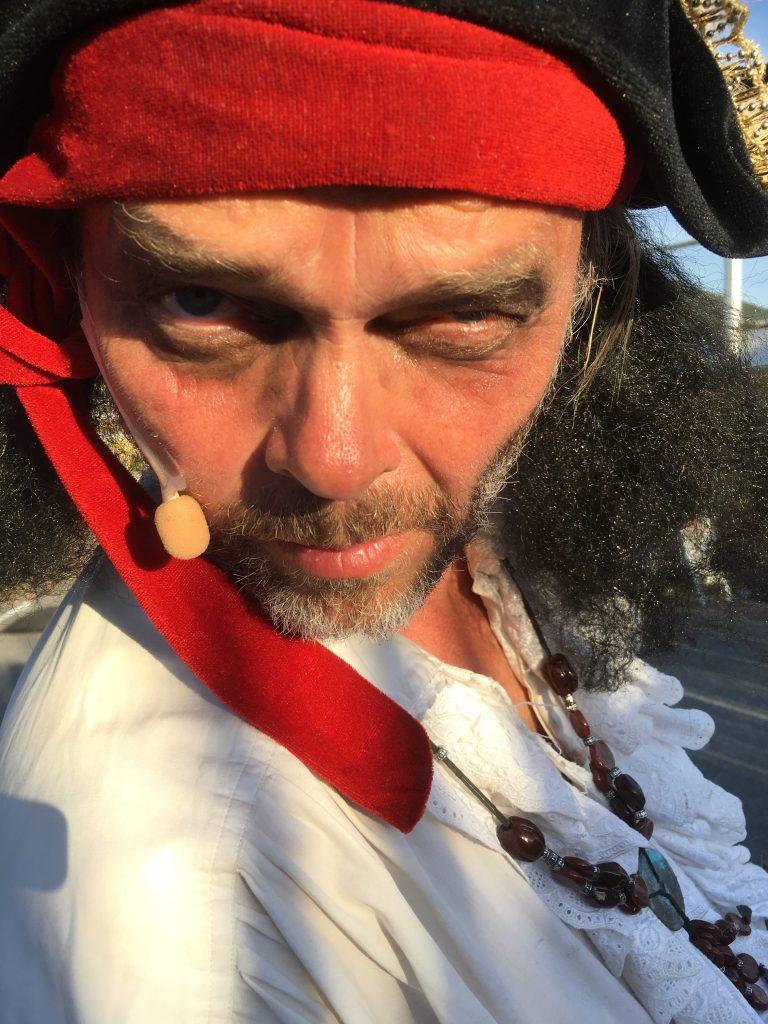 Piraten i skuespillet, Norsjø ferieland