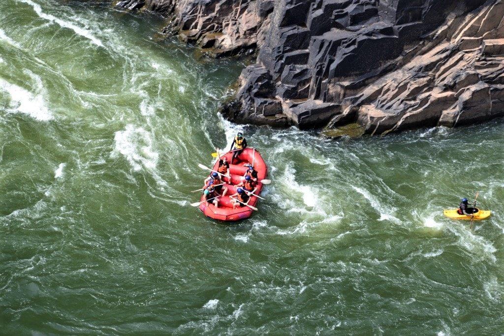 Foto 2 - Rafting - Victoria Falls