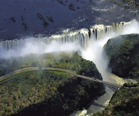 Victoria Falls - Rafting