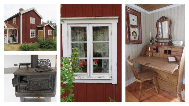 Huset til Alfred i Emil i Lønneberget, Katthult