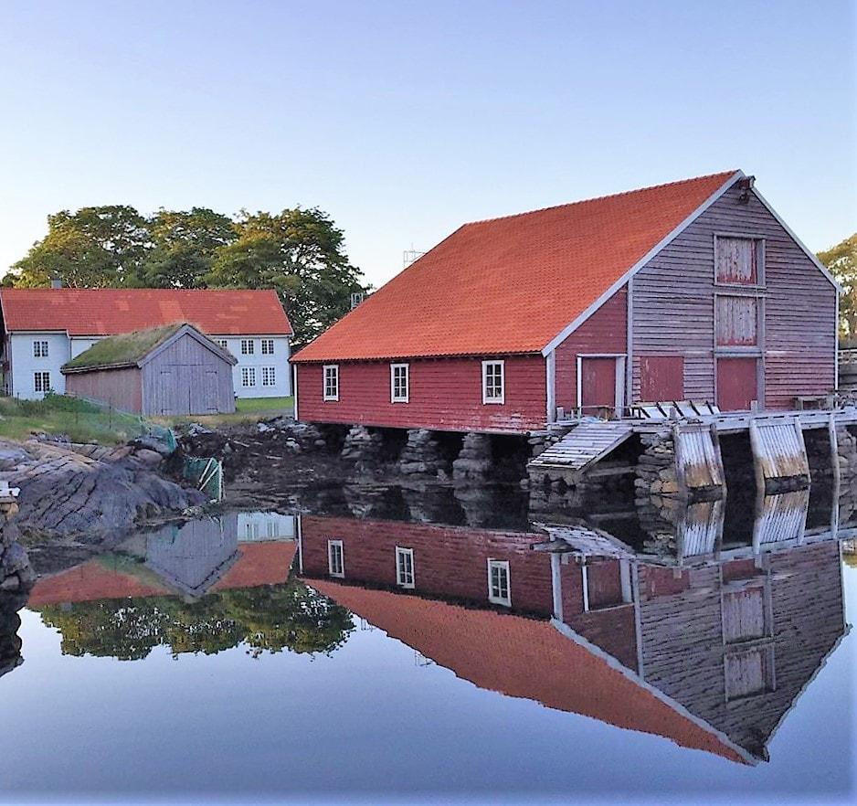 Bilde av Herøy gard på Sunnmøre 3