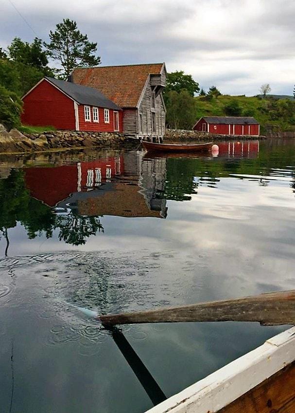 Håkonsholmen på Sunnmøre