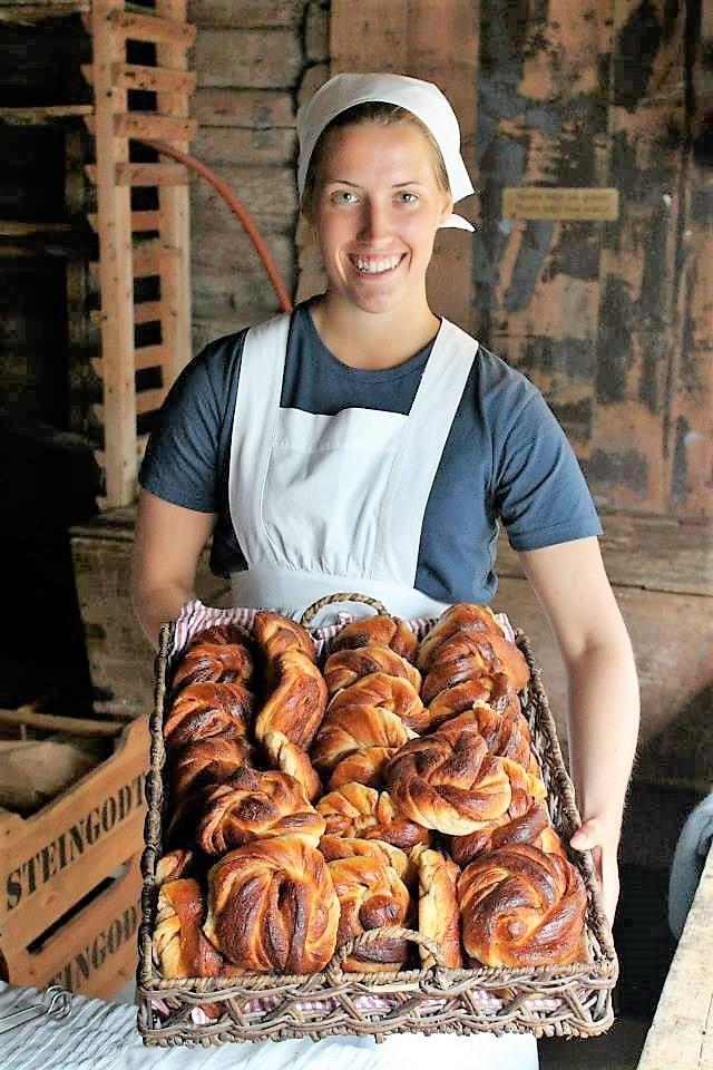 Steingodt bakeri på Sunnmøre. Foto Steingodt