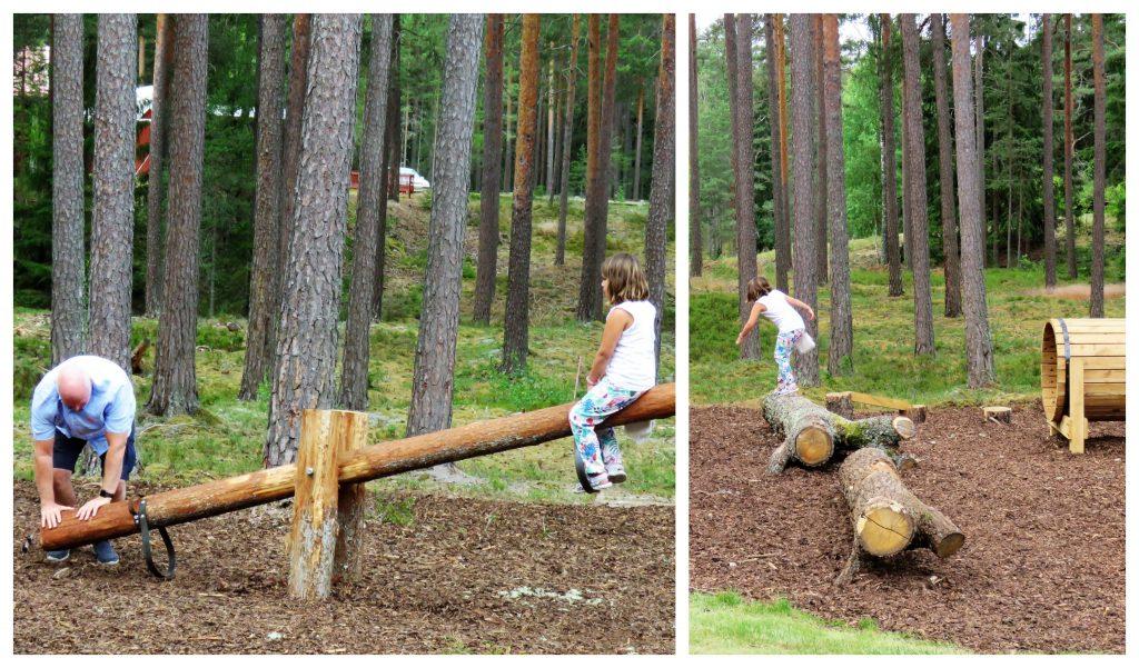 Opplev Filmbyn i Småland med Astrid Lindgrens verden. Populær lekepark ved siden av lunsjstedet i Filmbyn