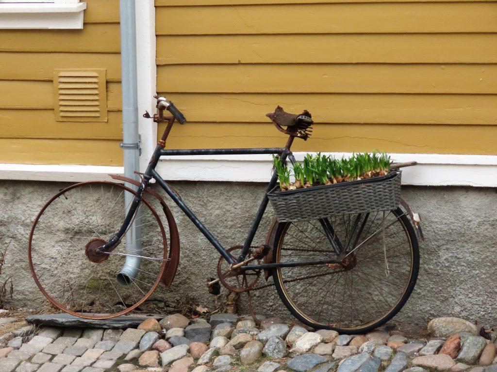 Den historiske perlen, Gamlebyen Hotell - Utsikten fra Siljes rom Inger Hagerup