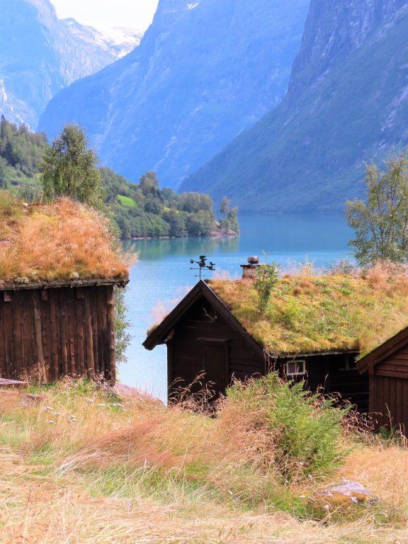 Setertunet på Breng gård er et populært fotoobjekt IMG_3160 (2)