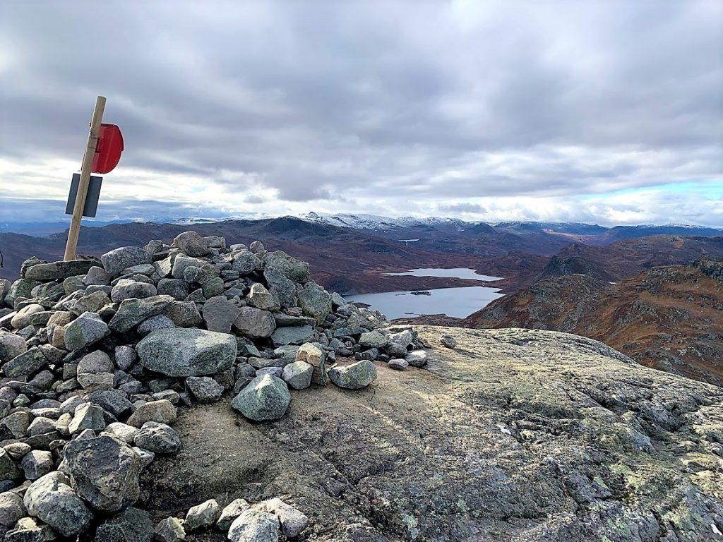 Synshorn 1475 MOH - Jotunheimen, en vakker dag i høstferien - endelig på toppen IMG_3994 (2)