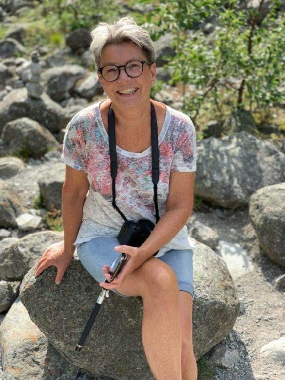 Tor tok bilde av meg innerst ved Kjenndalsbreen IMG_2400