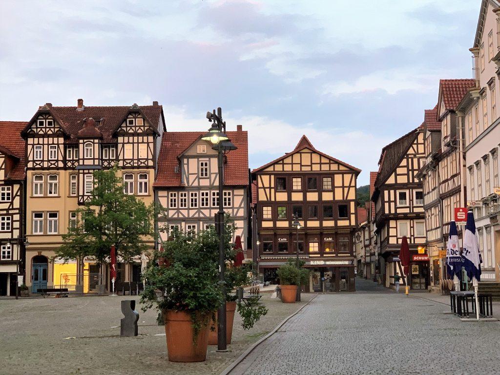 Flere av 700 bindingsverkshus i Hann Münden IMG_0626 (2)