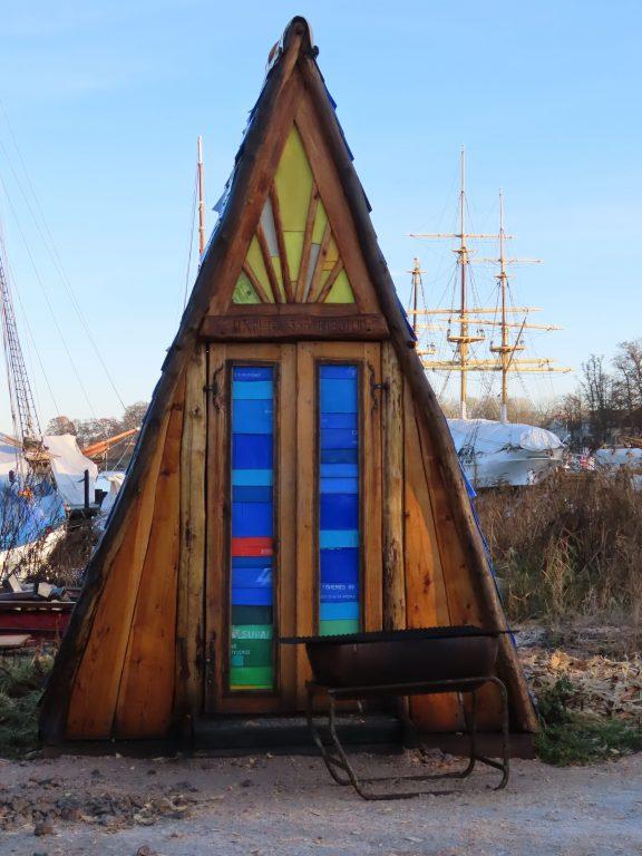 Håpets katedral på Isegran - sammen mot plast i havet