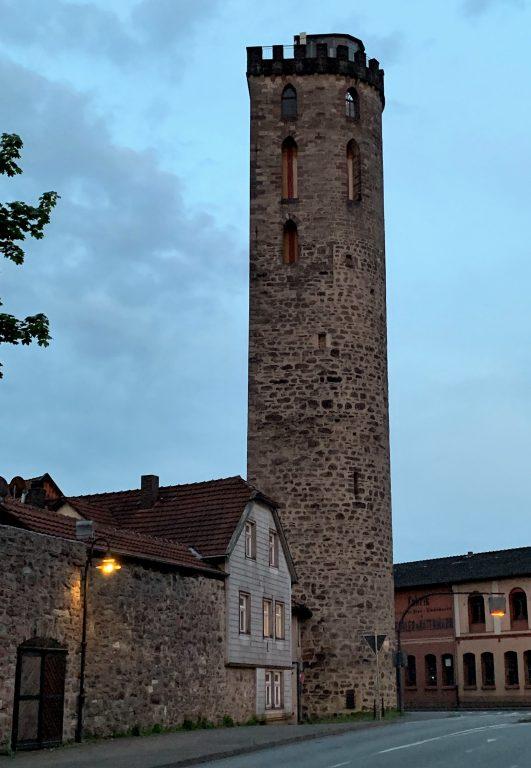 Hagelturm - tidligere forsvarstårn i Hann Münden IMG_0634 (2)