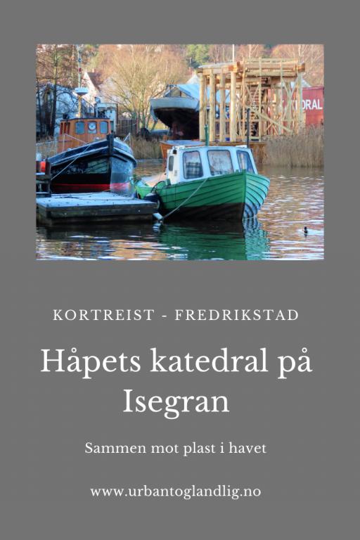 Håpets katedral på Isegran - Kan lagres på Pinterest