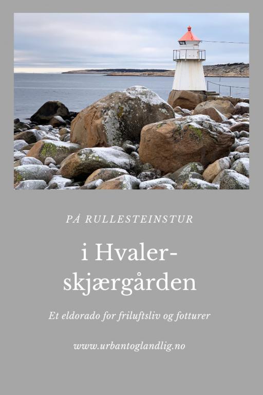 På rullesteinstur i Hvalerskjærgården - Lagres på Pinterest