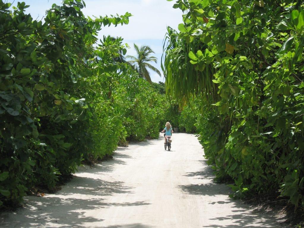 maldivene-sykkeltur
