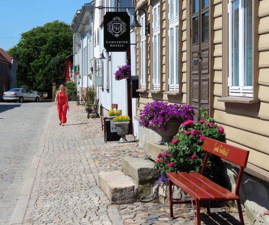 Den historiske perlen - Gamlebyen Hotell