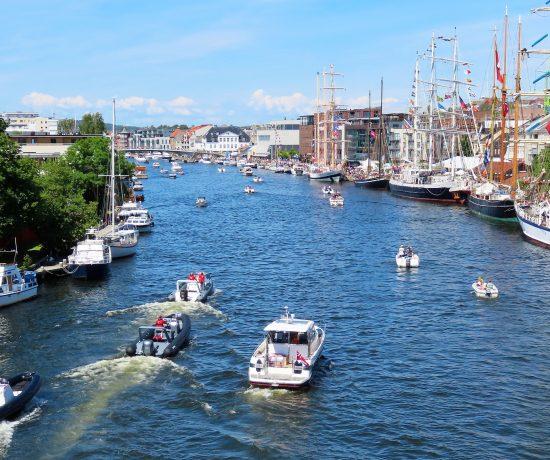 Norgesferie - 7 attraksjoner i sommerbyen Fredrikstad