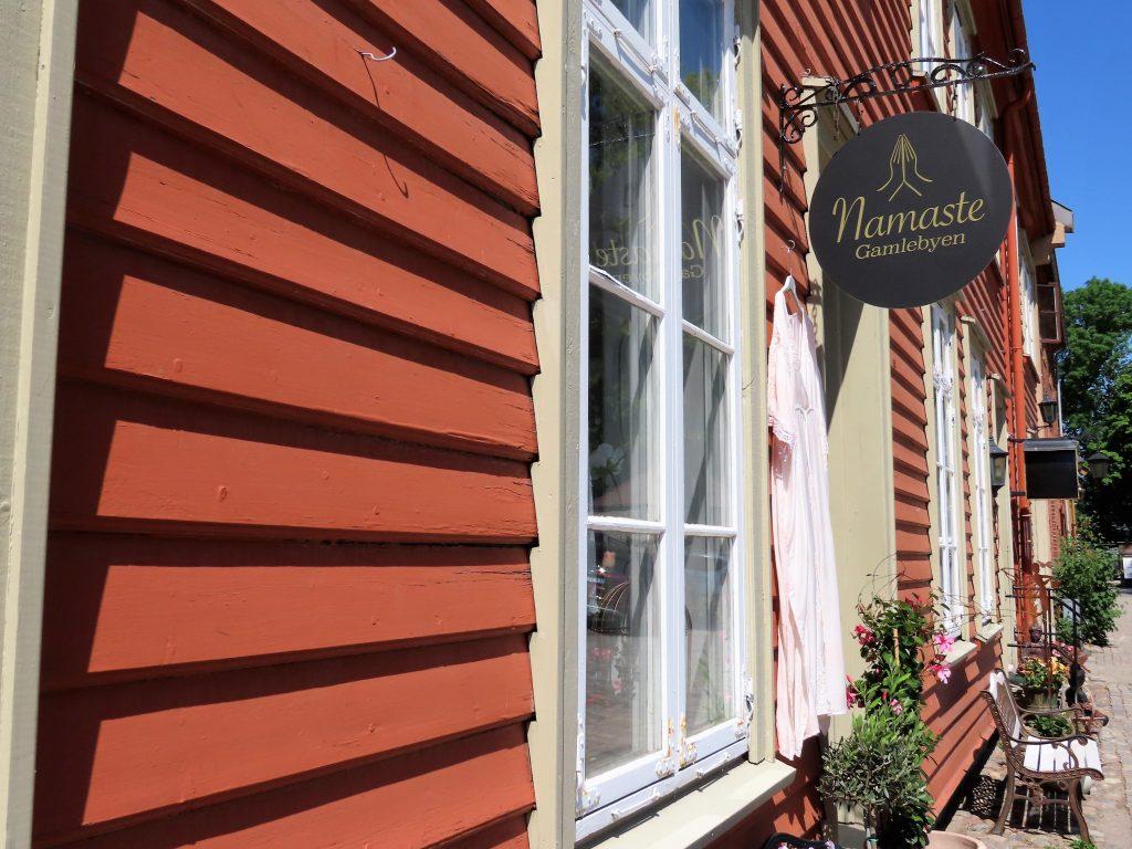 Tips til en sommerdag i sjarmerende Gamlebyen - Klesbutikken Namaste