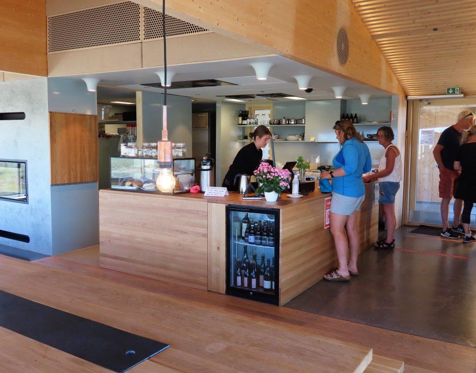 Kafedisken på Flye 1389 - Valdresflya