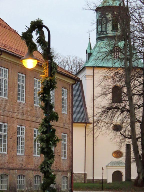 Kirken i Gamlebyen