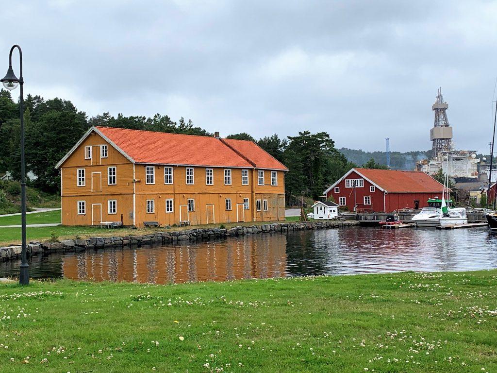 Marvika - et fint turområde nær Roligheden camping