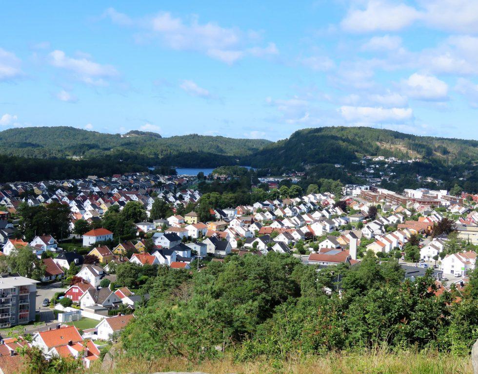 10 koselige ting å gjøre i Mandal - Norges sydligste by - Utsiktspunktet Uranienborg