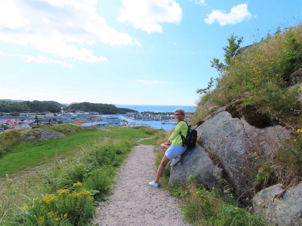 Fine turstier fra Uranienborg og ned til byen